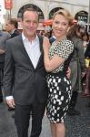 "Scarlett Johansson Of ""Marvel's The Avengers"" Honored On The Hollywood Walk Of Fame"